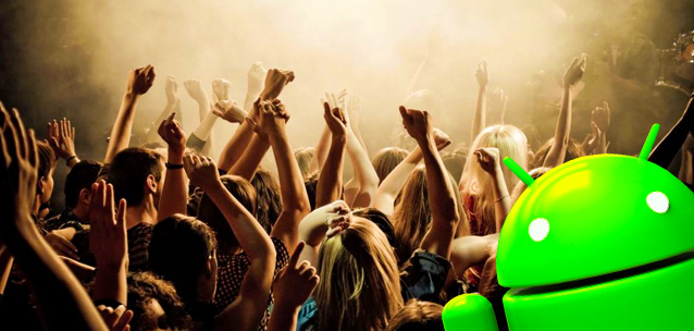 Concerti - ecco le migliori applicazioni per Android