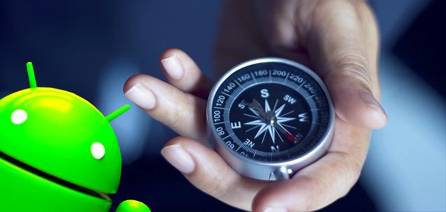 BUSSOLA - ecco le migliori applicazioni per smartphone Android
