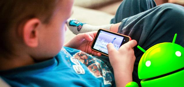 Modalità bambino - le migliori applicazioni per Android