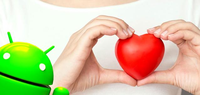 Cardiofrequenzimetro - le migliori applicazioni per Android