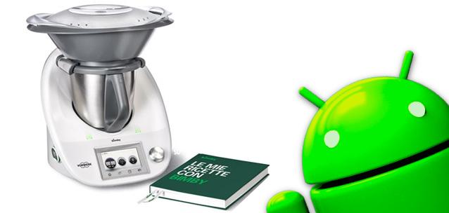 Ricette Bimby e Cookeo - le migliori applicazioni per Android