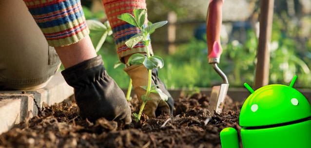 Le migliori applicazioni Android per coltivare l'orto