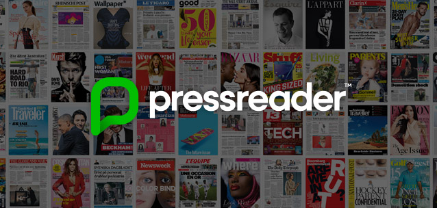 PressReader - un'edicola immensa per iPhone e Android