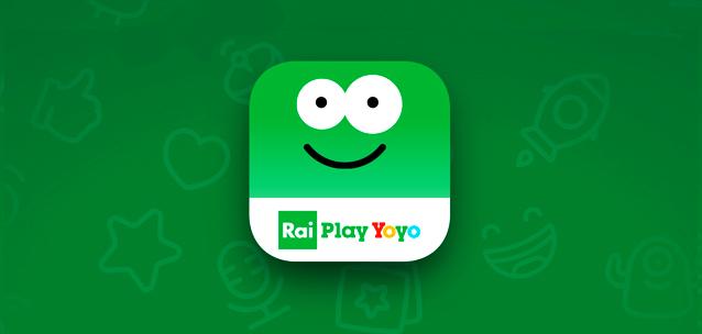 RaiPlay Yoyo per iOS e Android - cartoni e programmi per tutti i bambini