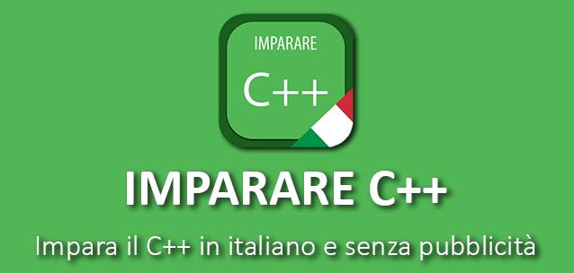 Imparare C++