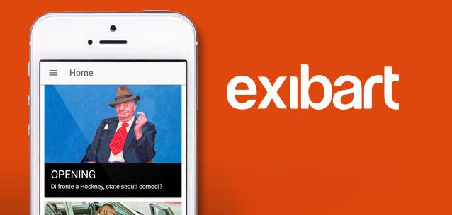 Exibart per iPhone e Android - l'informazione artistica a 360 gradi