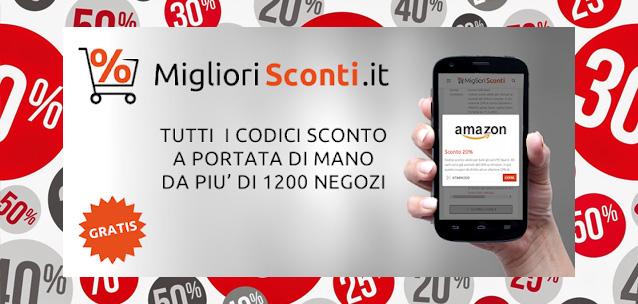 Migliori Sconti - l'app imperdibile per gli amanti dello shopping!