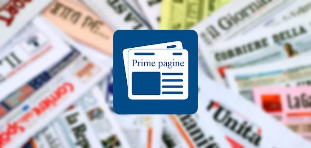 Prime pagine - una vera edicola virtuale per Android