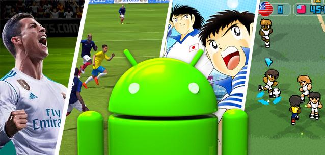 I migliori videogiochi di calcio per Android