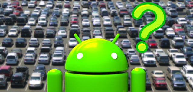 Trova la mia auto - le migliori applicazioni per Android