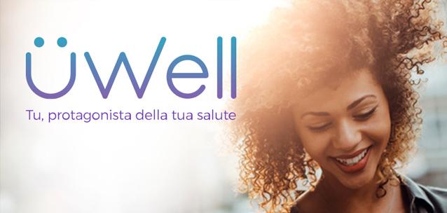 uwell - l'app multifunzione dedicata alla salute