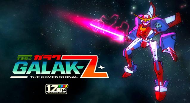 GALAK-Z - un intenso sparatutto spaziale da provare su iPhone e Android
