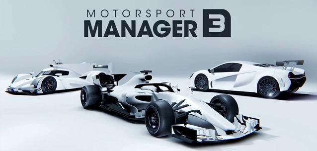 Motorsport Manager 3 è arrivato su iPhone e Android!