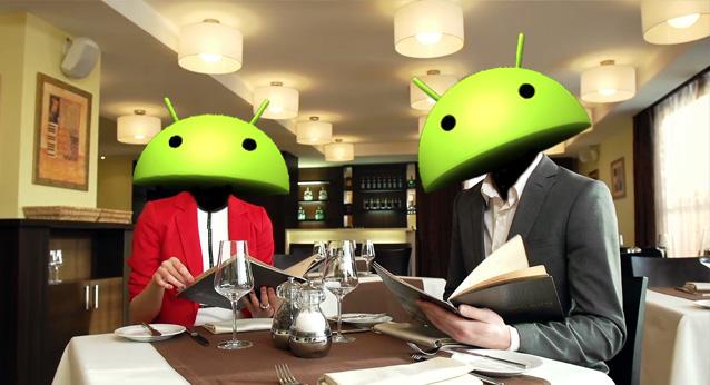 TROVA RISTORANTE - le migliori applicazioni per Android
