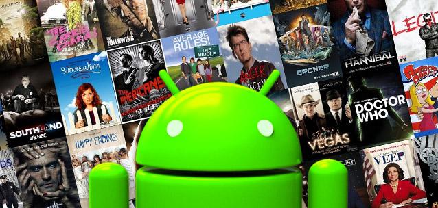 SERIE TV - le migliori applicazioni per Android