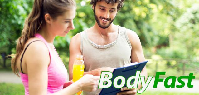 BodyFast - l'app per dimagrire con il digiuno intermittente