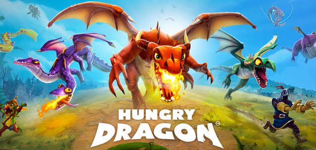 Hungry Dragon - è tempo di distruzione su iPhone e Android!