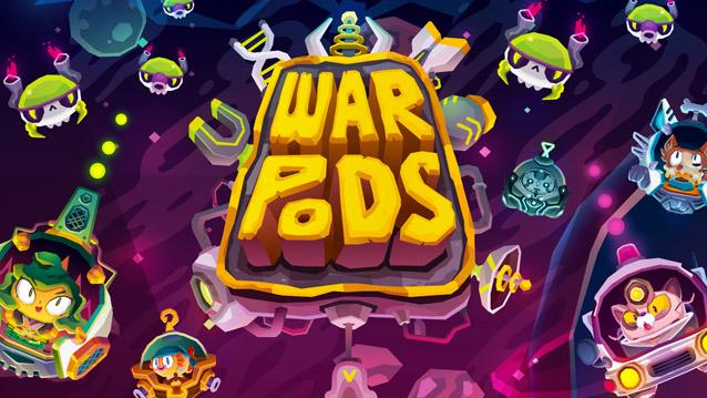 WarPods - un Block Breaker assolutamente da provare!