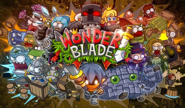 Wonder Blade - l'arcade più bello e divertente del 2018 per iPhone!