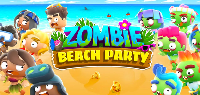 Zombie Beach Party - Snake incontra gli zombie su iPhone e Android!