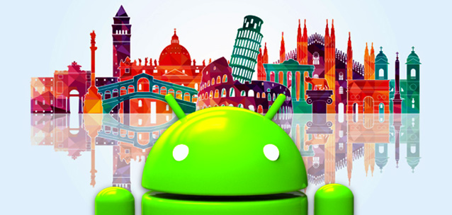 GUIDA TURISTICA ITALIANA - le migliori app per Android