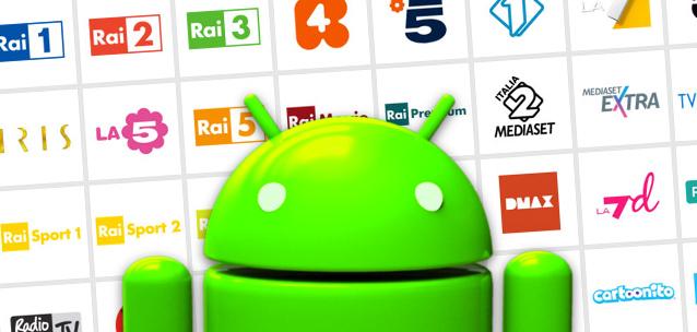 GUIDA TV - ecco le migliori applicazioni per Android