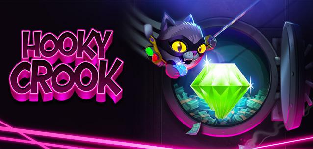 Hooky Crook - un impegnativo (ma divertente) puzzle arcade!