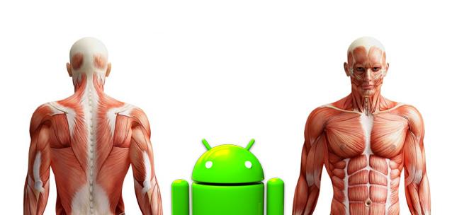 ANATOMIA UMANA - le migliori app per Android