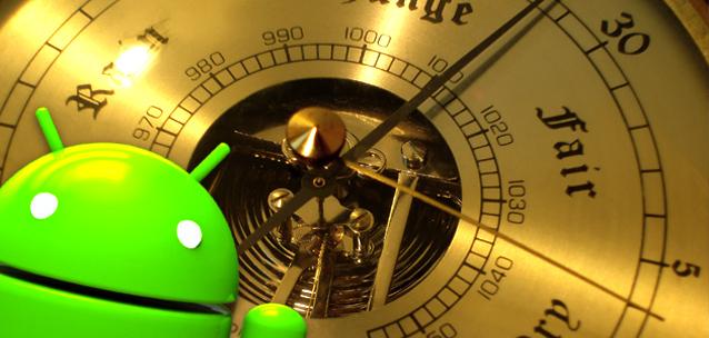 BAROMETRO - le migliori applicazioni per Android