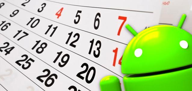 CALENDARIO - le migliori applicazioni per Android