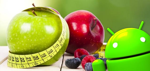 DIETA - le migliori applicazioni per Android