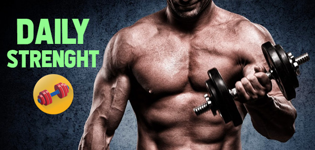 Daily Strength - ottimo gym tracker per il bodybuilding