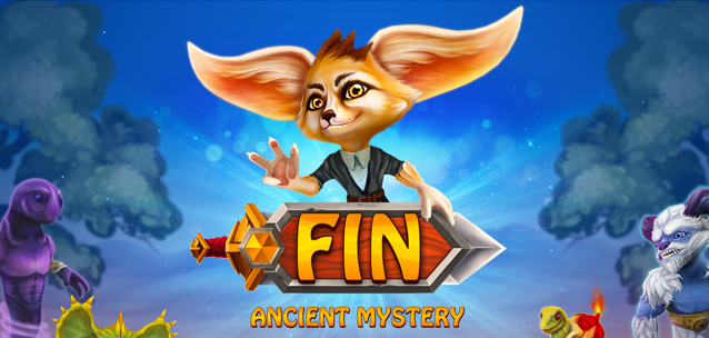 Finn & Ancient Mystery