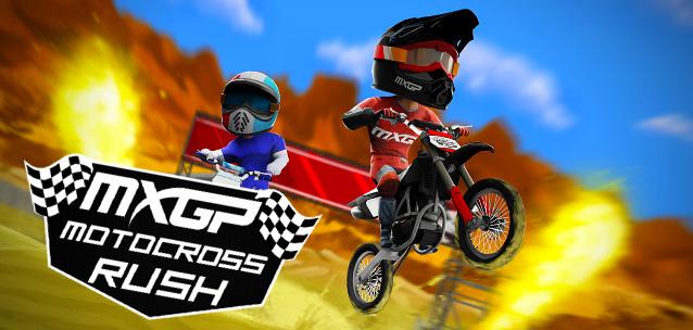 MXGP Motocross Rush