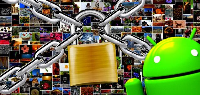 Nascondere foto e video