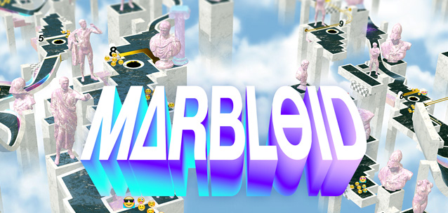 Marbloid per iPhone - Marble Madness all'ennesima potenza!