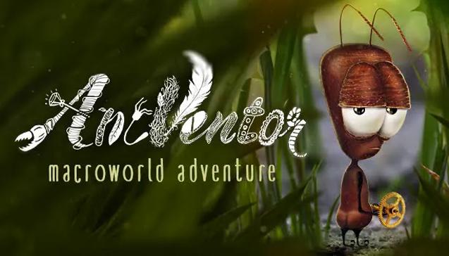AntVentor - una macroscopica avventura punta e clicca!