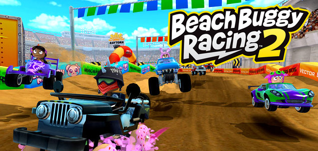 Beach Buggy Racing 2 - le pazze corse ritornano su iPhone e Android!