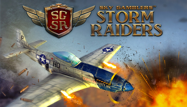 Sky Gamblers - Storm Raiders 2 disponibile per iPhone!!