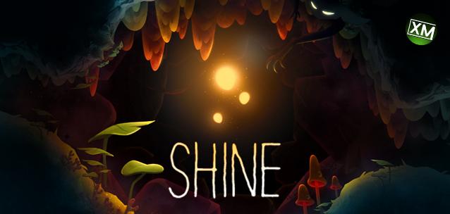 SHINE - un avventura rilassante da provare su iOS e Android
