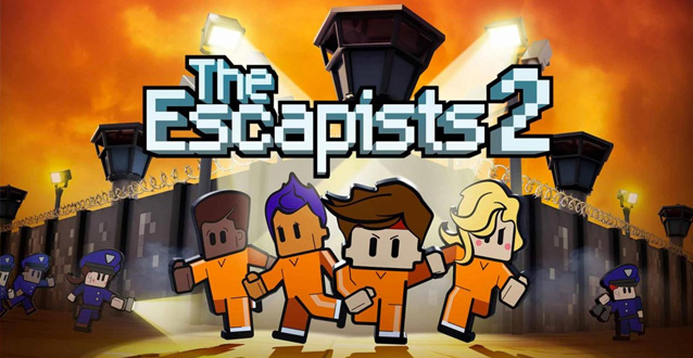 Escapists 2 per iPhone e Android - Prison Break in formato tascabile