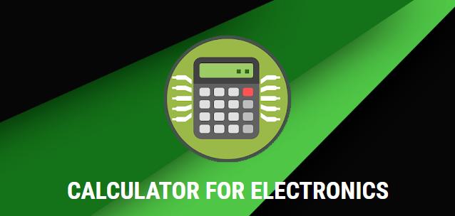 Calcolatrici di Ingegneria Elettronica - utile app per Android!