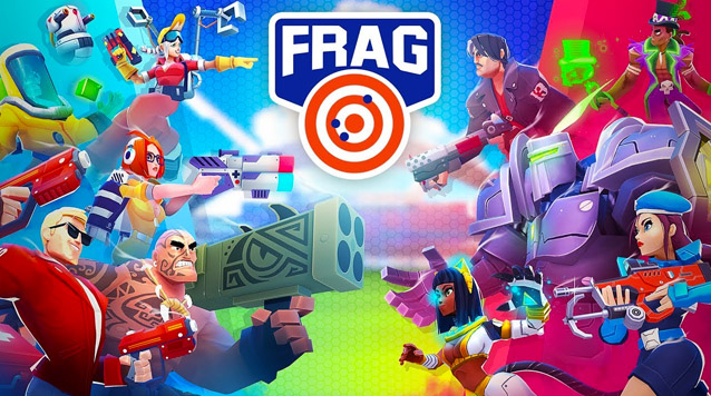 FRAG Pro Shooter - l'arena vi aspetta su iPhone e Android!