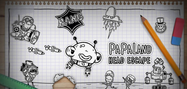 Pa Pa Land: Head Escape