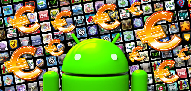 ANDROID SCONTI