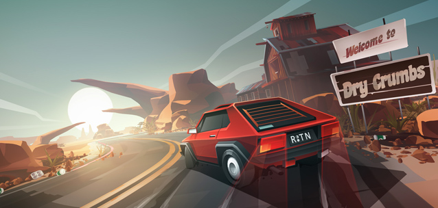 #DRIVE - un endless driving da provare su Android!