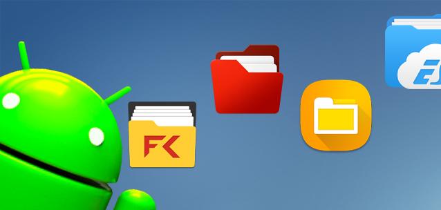 Le migliori applicazioni per gestire i file su Android