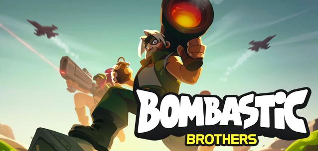 Bombastic Brothers - un nuovo avversario per Metal Slug?