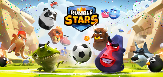 RUMBLE STARS SOCCER - un Clash Royale calcistico!