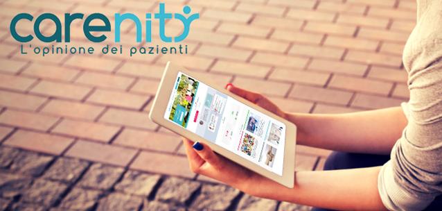 Carenity - l'applicazione social dedicata ai malati cronici